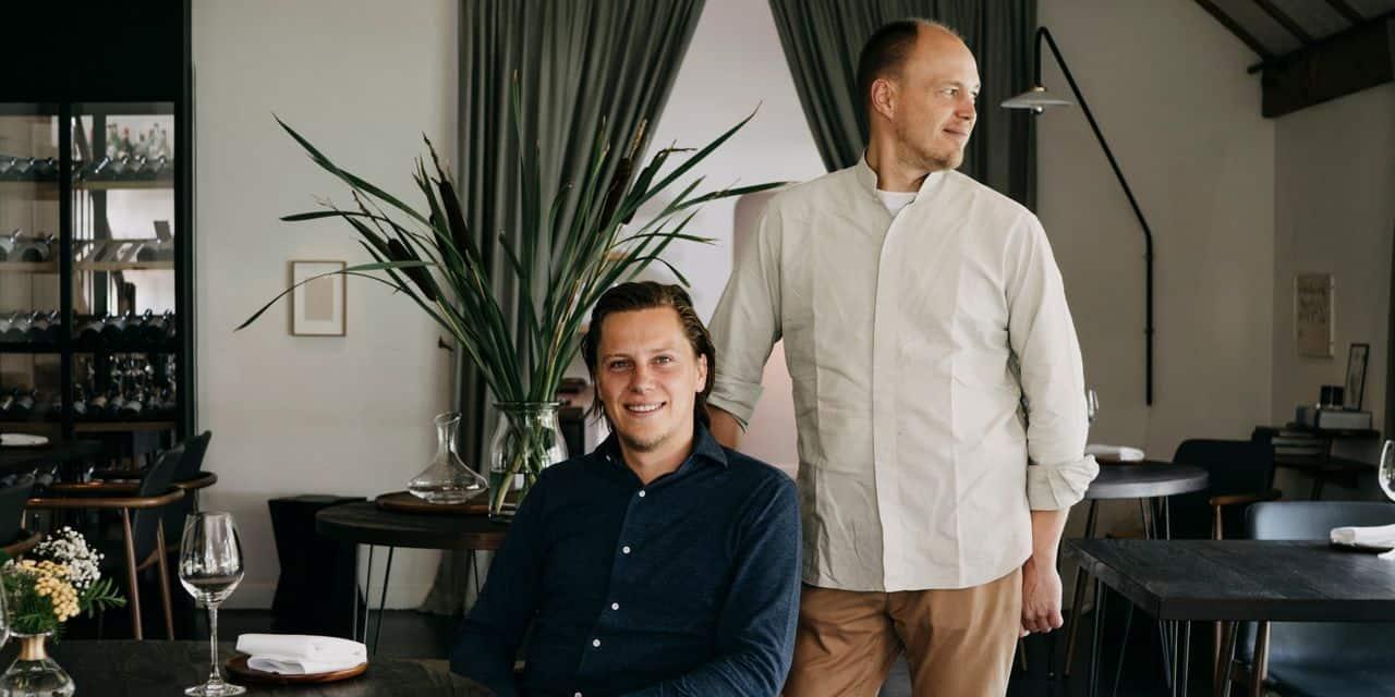 Benoit Dewitte, chef étoilé, va ouvrir un restaurant à Han-sur-Lesse
