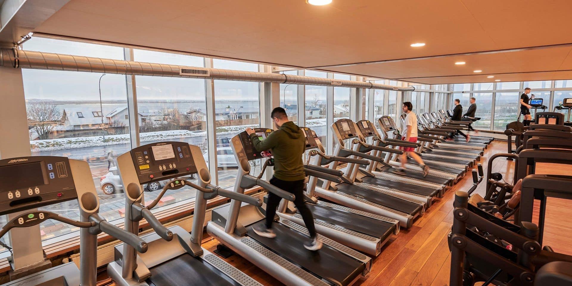 Les centres de fitness plaident pour une réouverture avec des règles strictes