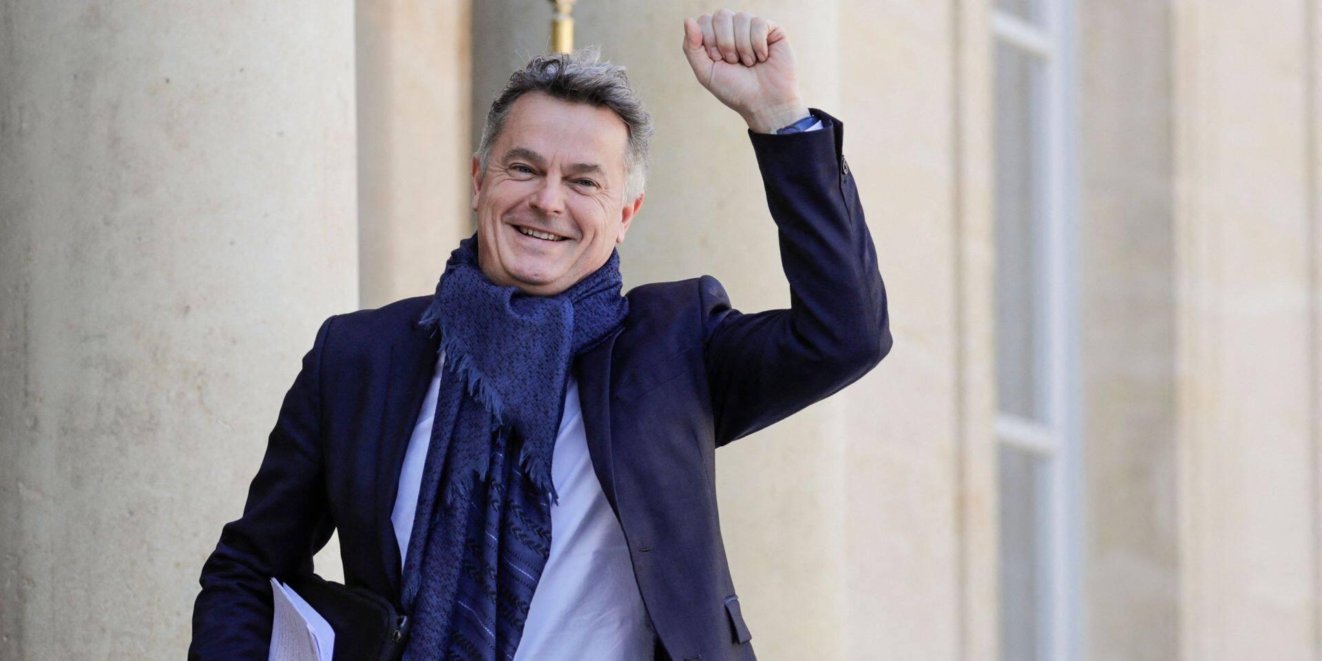 Election présidentielle française 2022 : Fabien Roussel officiellement investi candidat