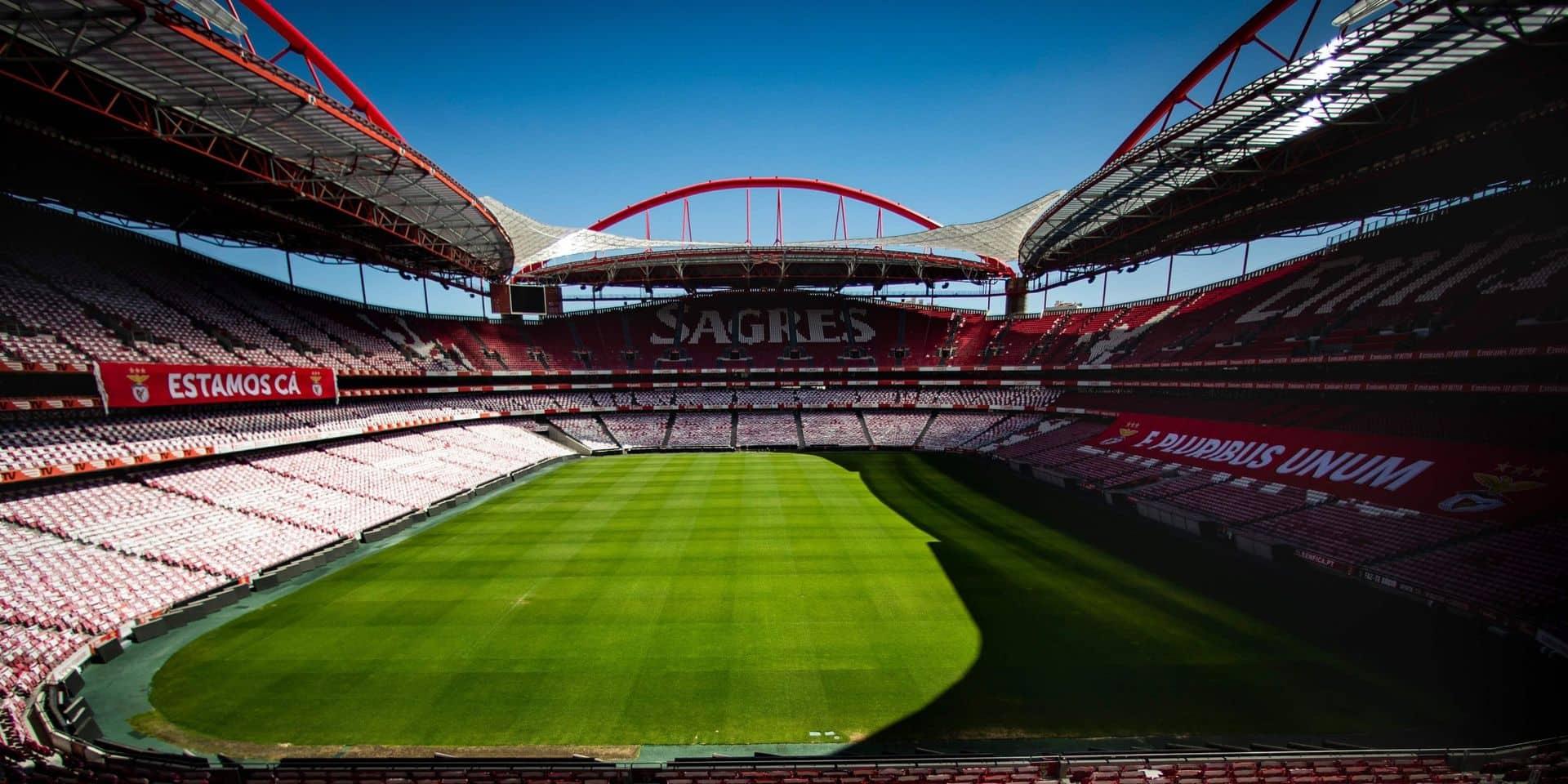 Les retours de la Ligue des champions et de l'Europa League joués sur les terrains prévus