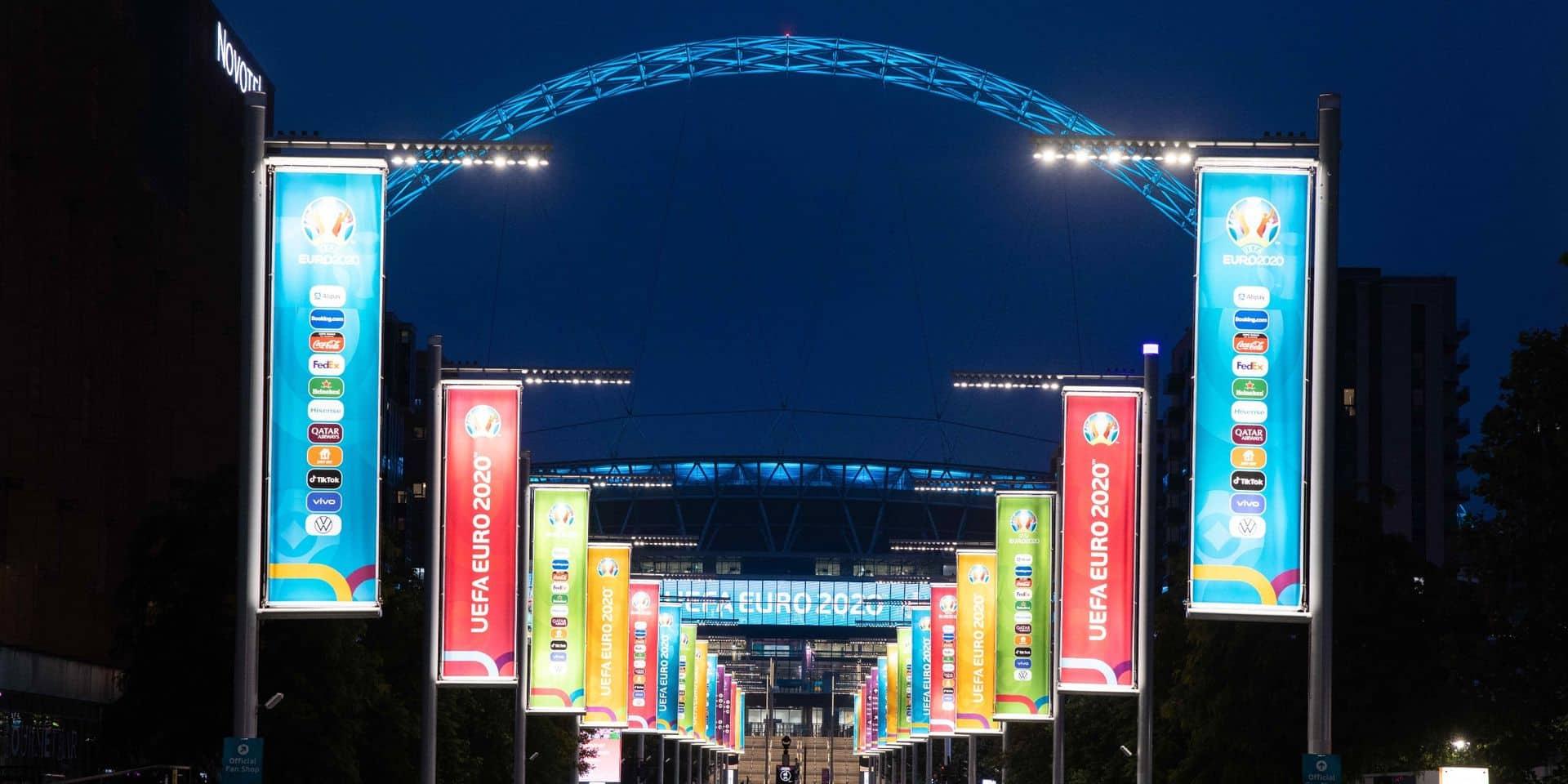 L'Allemagne demande à l'UEFA de réduire le nombre de supporters à Wembley pour les prochains matchs