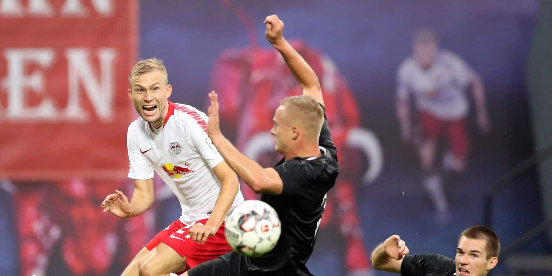 Mykhaylichenko en route pour Anderlecht