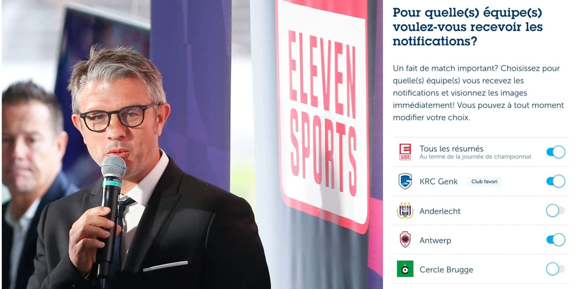 Une banque obtient les droits de diffusion des images du foot belge : du jamais vu !