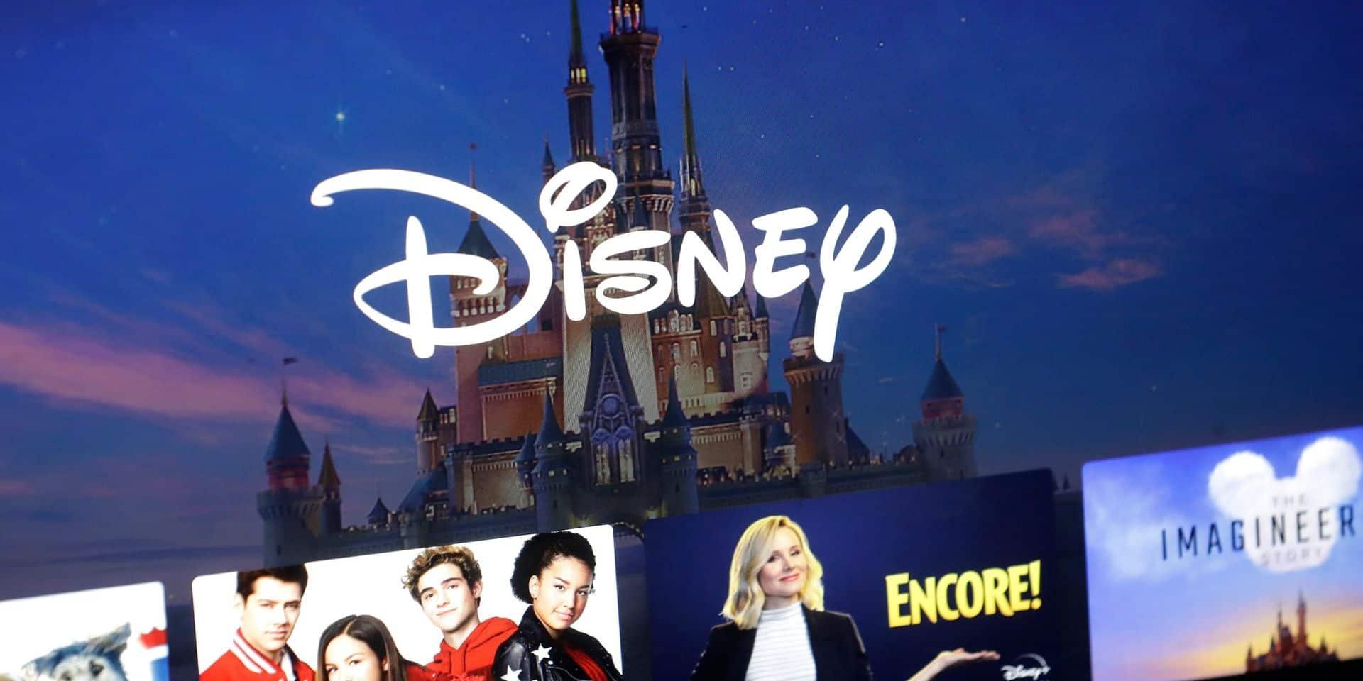 Disney, heurté par la pandémie, met le paquet sur le streaming