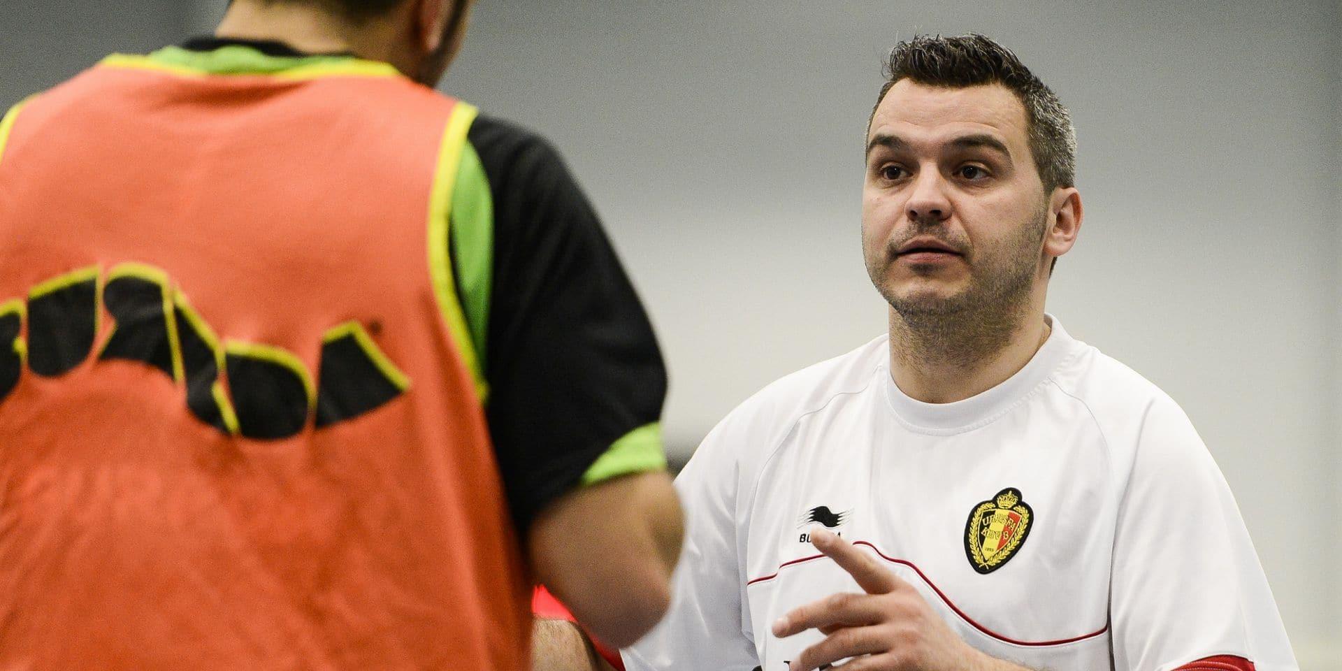 Futsal D1: le sélectionneur national Luca Cragnaz file chez le champion en titre...