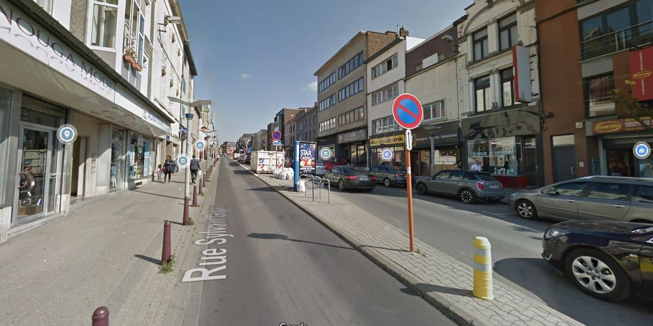 La Louvière: la rue Sylvain Guyaux devient piétonne le temps d'un week-end