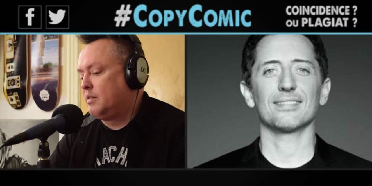 Gad Elmaleh VS CopyComic : l'humoriste chercherait à identifier celui qui a mis au jour ses plagiats