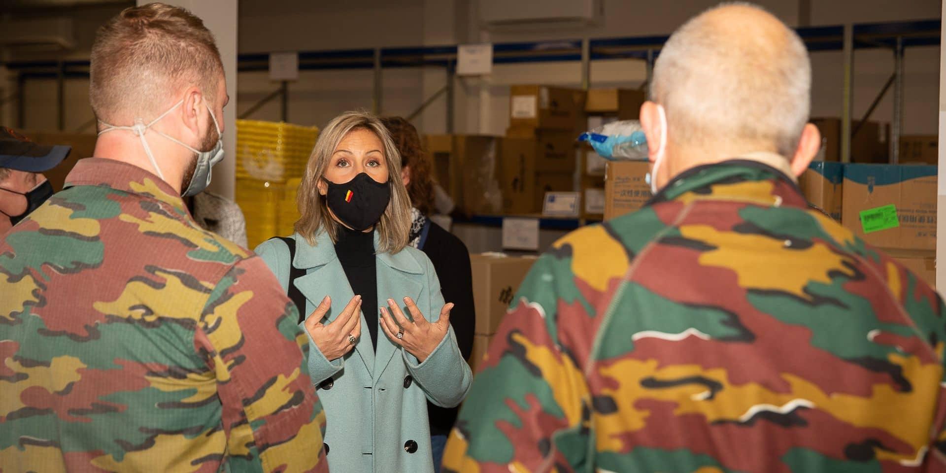 Un salaire revu à la hausse, des casernes ultra-modernes et des métiers en développement: comment notre ministre veut recruter de nouveaux militaires