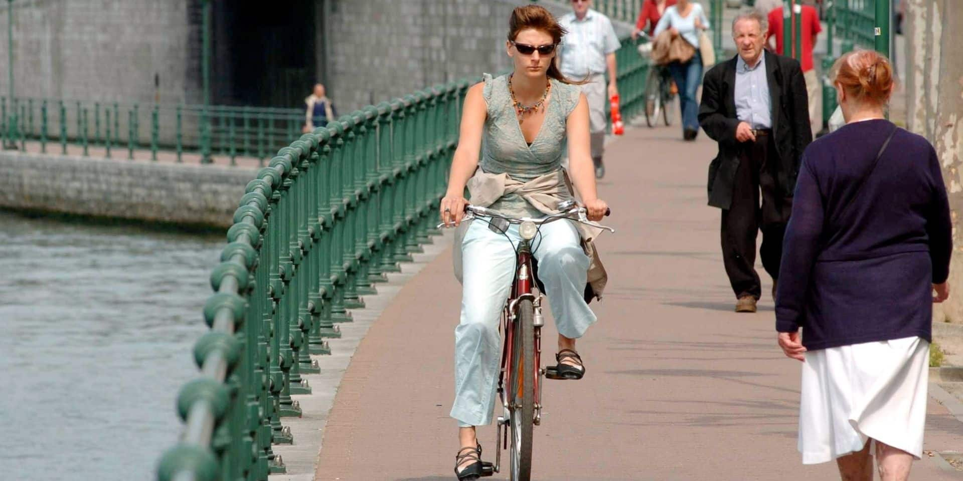 Du neuf pour les cyclistes à Liège !