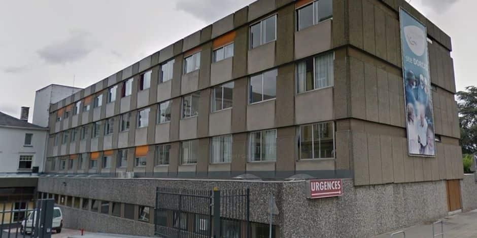 Tournai: La cabine électrique de l'ancien hôpital de la Dorcas était toujours sous tension, les voleurs s'en souviendront!