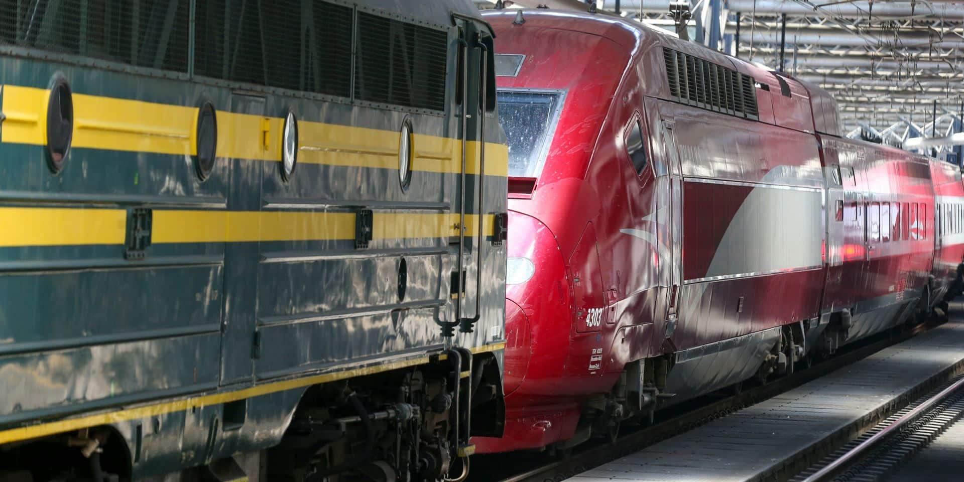 La fusion entre Thalys et Eurostar est relancée.