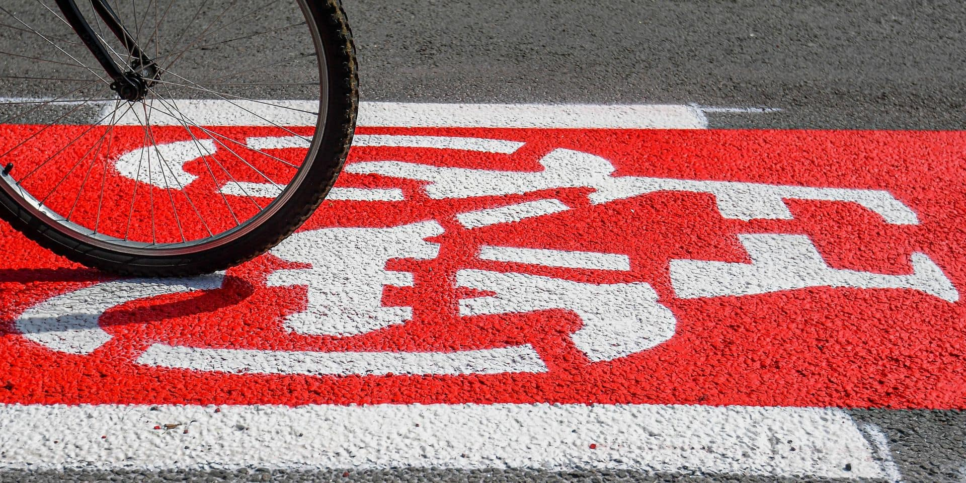 Les Belges recherchent beaucoup de pistes cyclables sur Google Maps