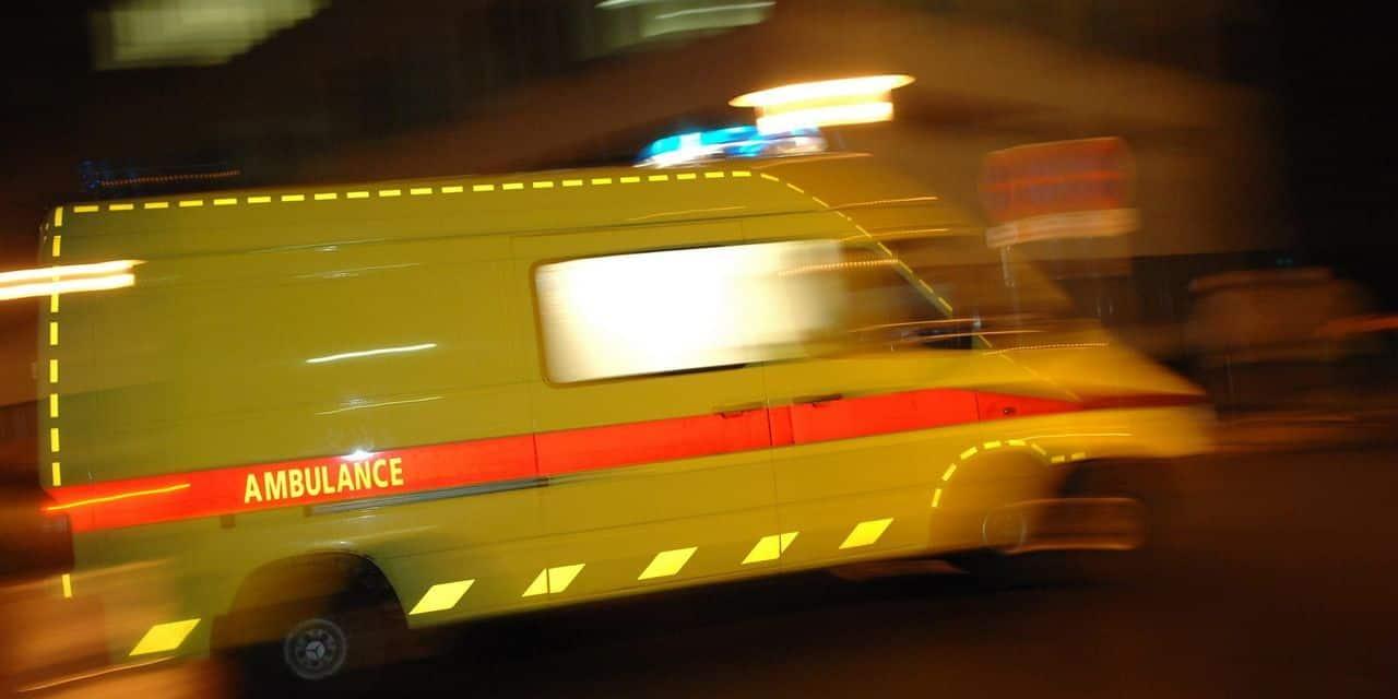 Gros accident sur le viaduc de Lambermont, l'autoroute est fermée