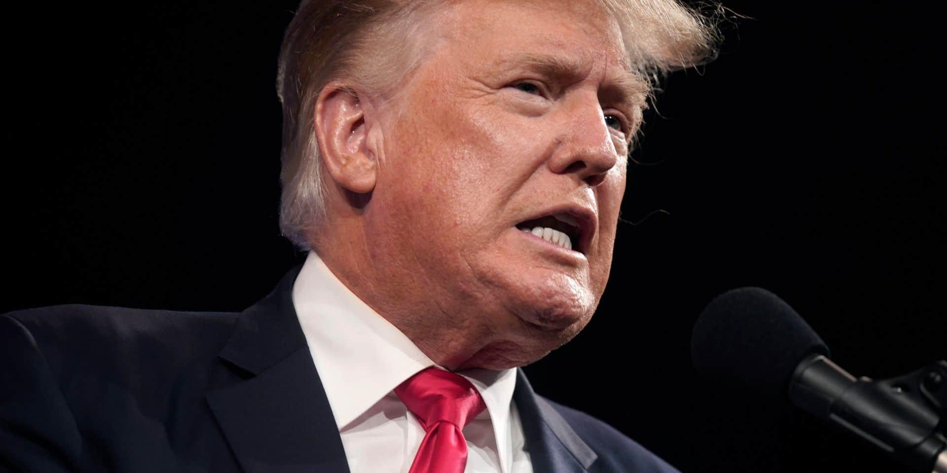 Trump candidat en 2024?