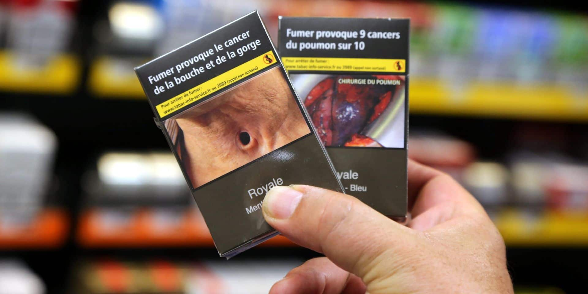 Le prix du paquet de cigarettes ne va pas cesser d'augmenter au fil des 4 années à venir !