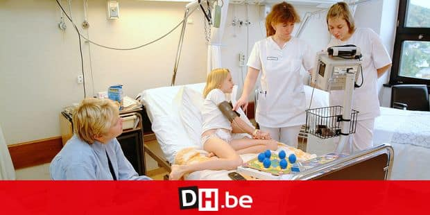cliniques hopital soins sante malade chambre infirmieres medecin pediatrie enfants