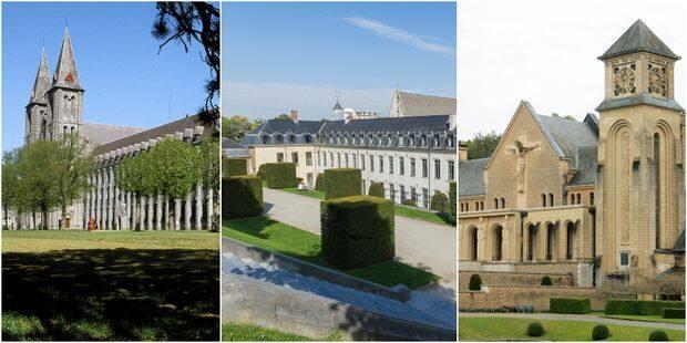 Idées sorties : les plus belles abbayes de Belgique - La DH