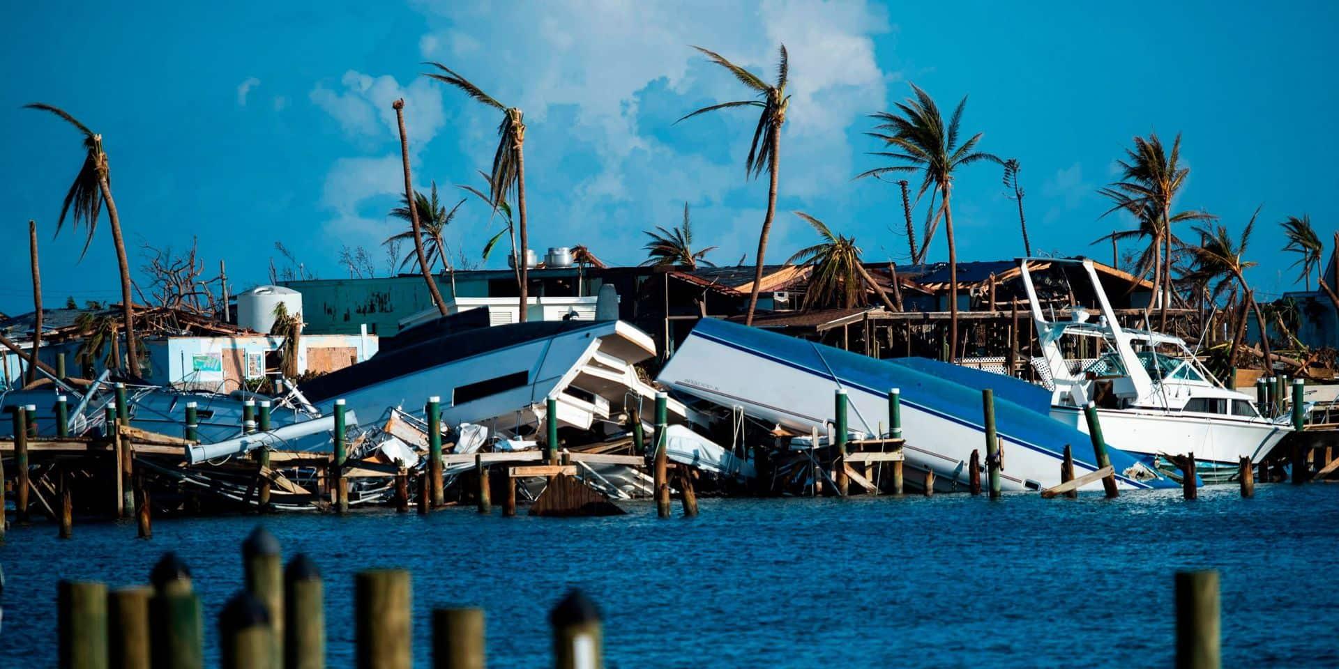 Ouragan Dorian: 2.500 personnes encore portées disparues aux Bahamas