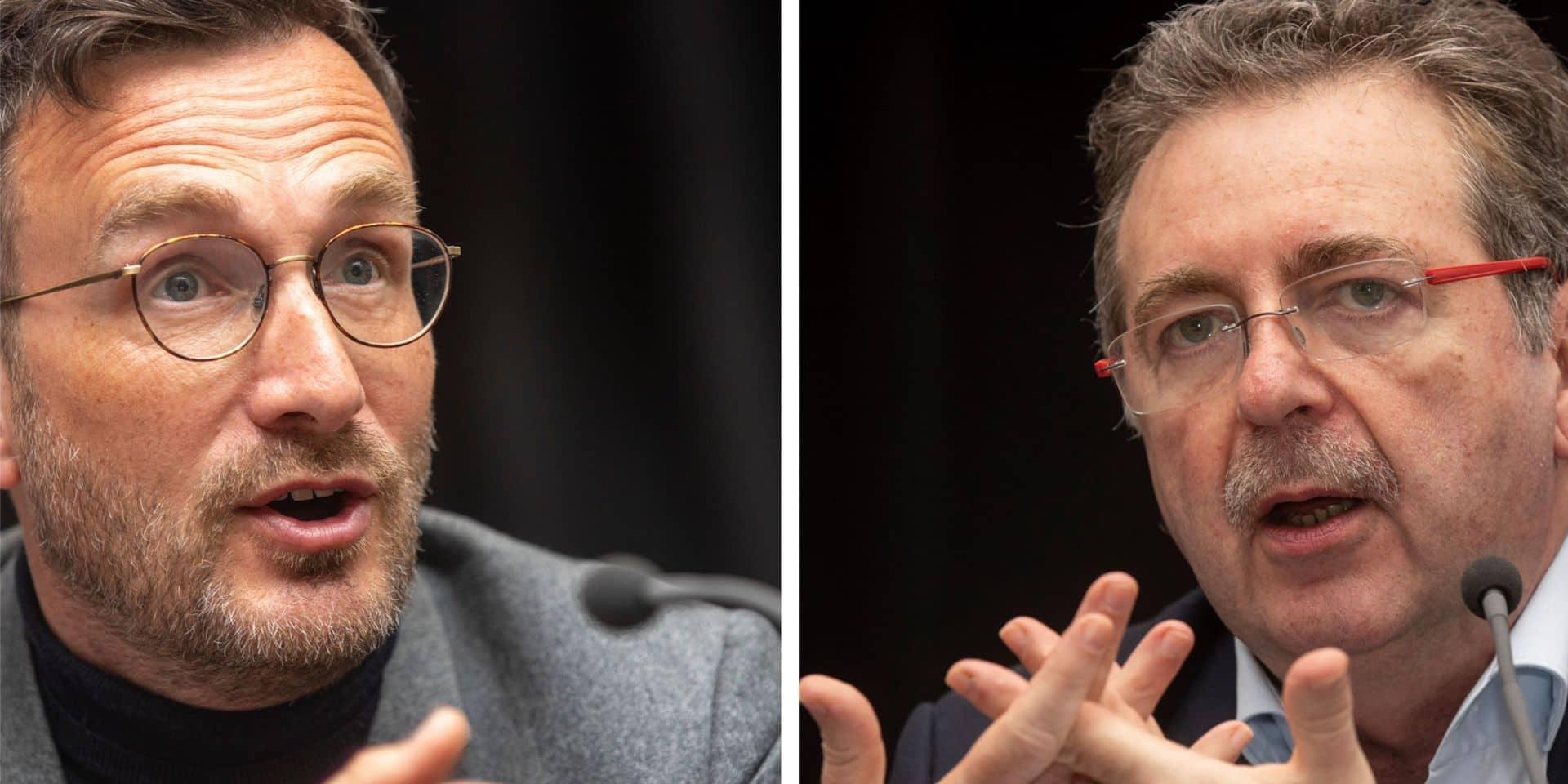 Après l'Arau, Pascal Smet et Rudi Vervoort musellent l'ASBL Inter-Environnement Bruxelles