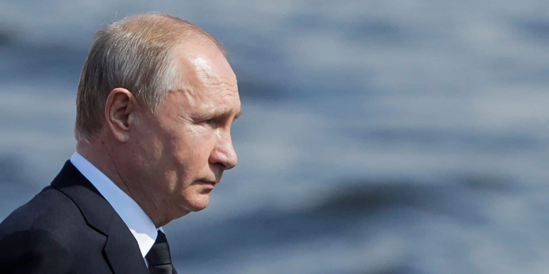 La Russie sanctionne de hauts responsables européens en représailles contre l'UE