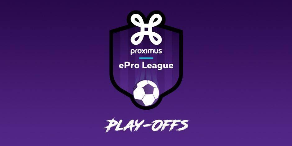 Proximus ePro League : les joueurs professionnels de Mouscron et du Standard passent en quart de finale