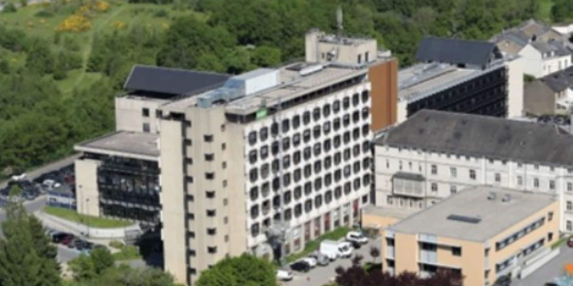 Covid-19 : reprise des visites à l'hôpital d'Arlon dès ce mercredi