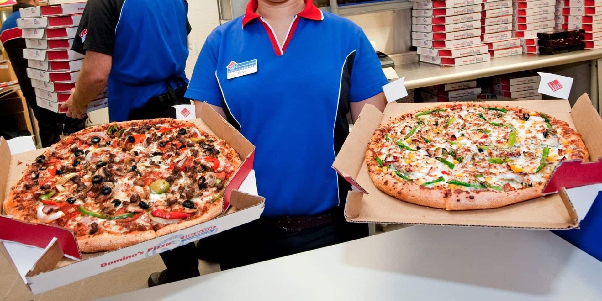 Mouscron: un livreur de pizza agressé