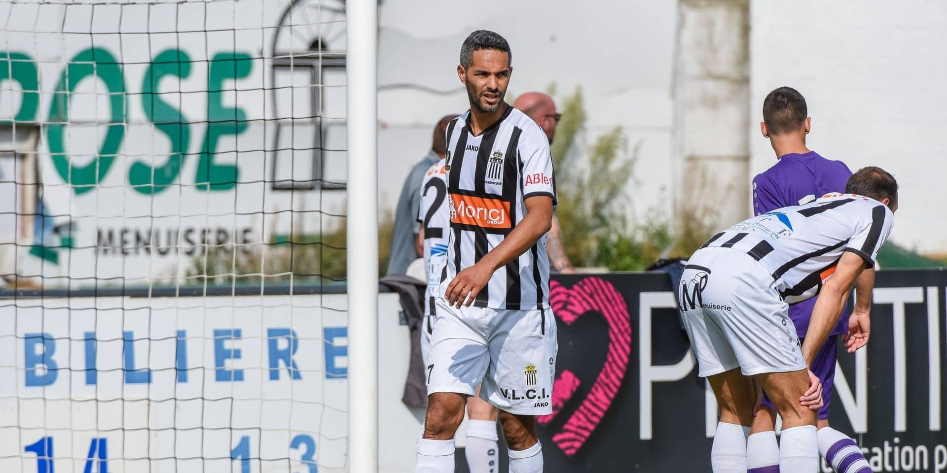 """Abdou Boukamir (Tamines): """"La décision de reprendre en février, c'est la meilleure solution"""""""