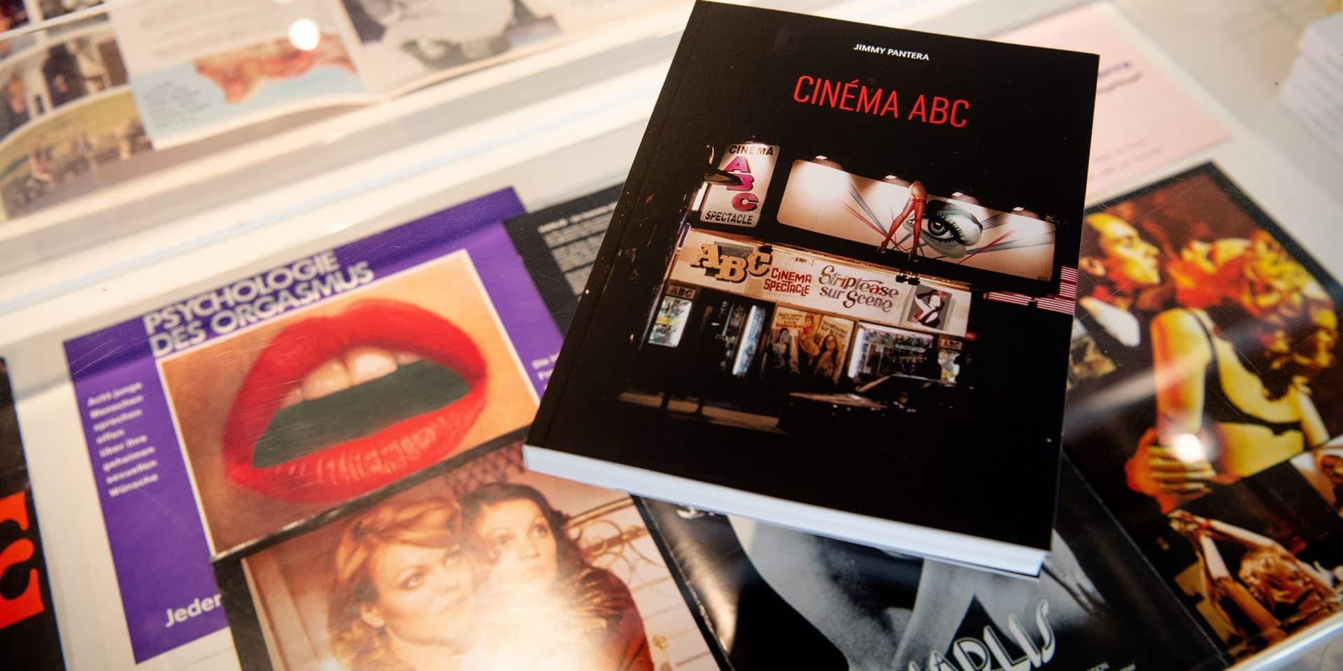 Expositions au MIMA sur un petit cinéma pornographique et de grandes affiches de films