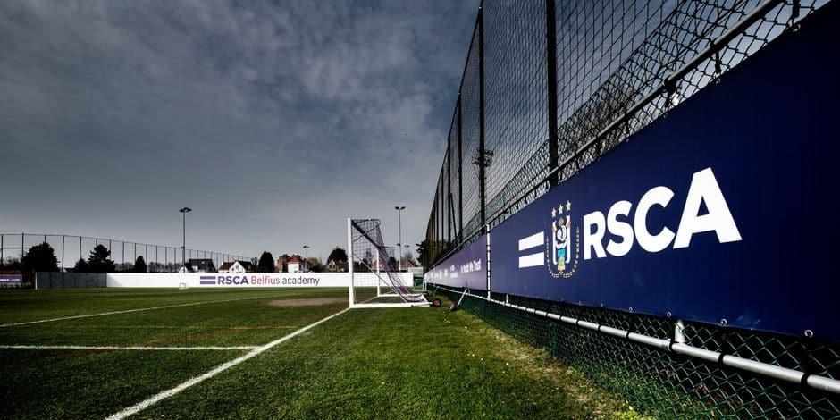 Une promesse précoce d'Anderlecht s'en va à la Juve