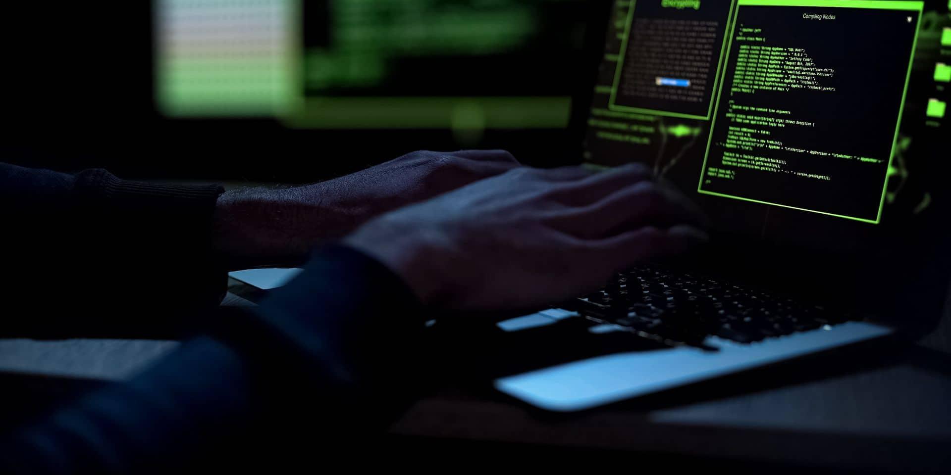 Piratage de compte, cyberattaque, prise de contrôle d'ordinateur: les Belges plus que jamais dans la ligne de mire