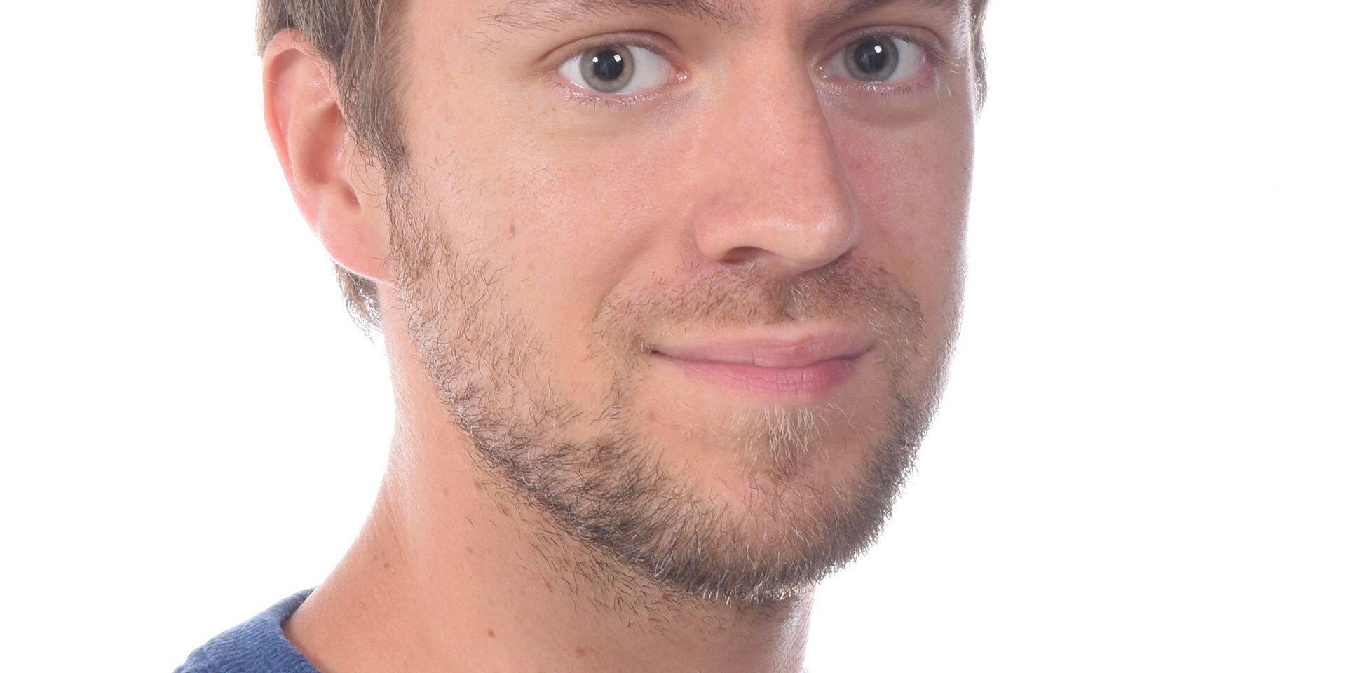 François Kinard, 31 ans, bourgmestre d'Aubange