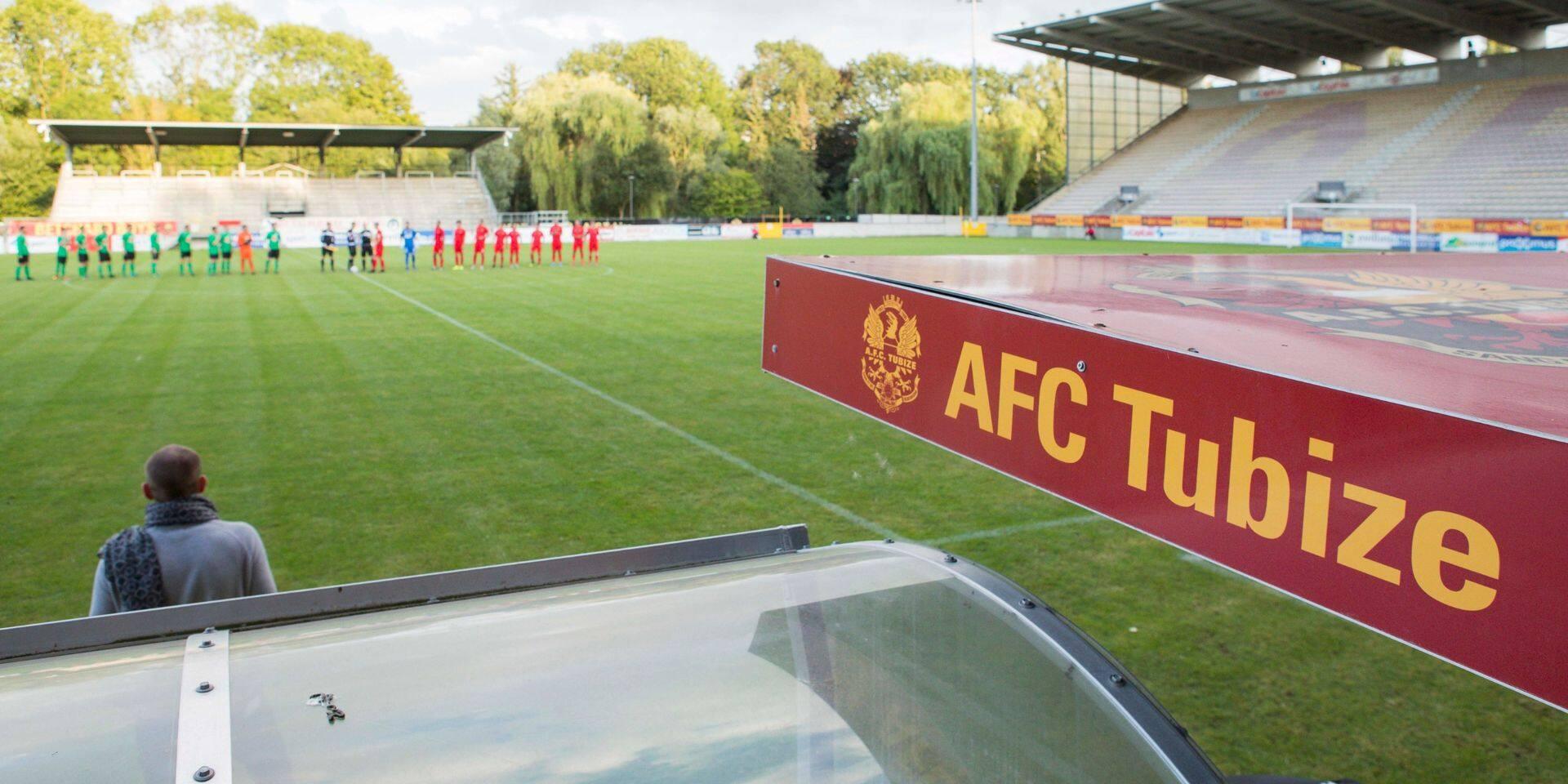 """Fin de la procédure en réorganisation judiciaire à l'AFC Tubize: """"le sauvetage est assuré"""""""