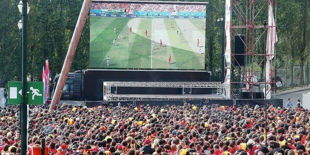 Coupe du monde: Où regarder la petite finale sur écran géant à Bruxelles ? - La DH