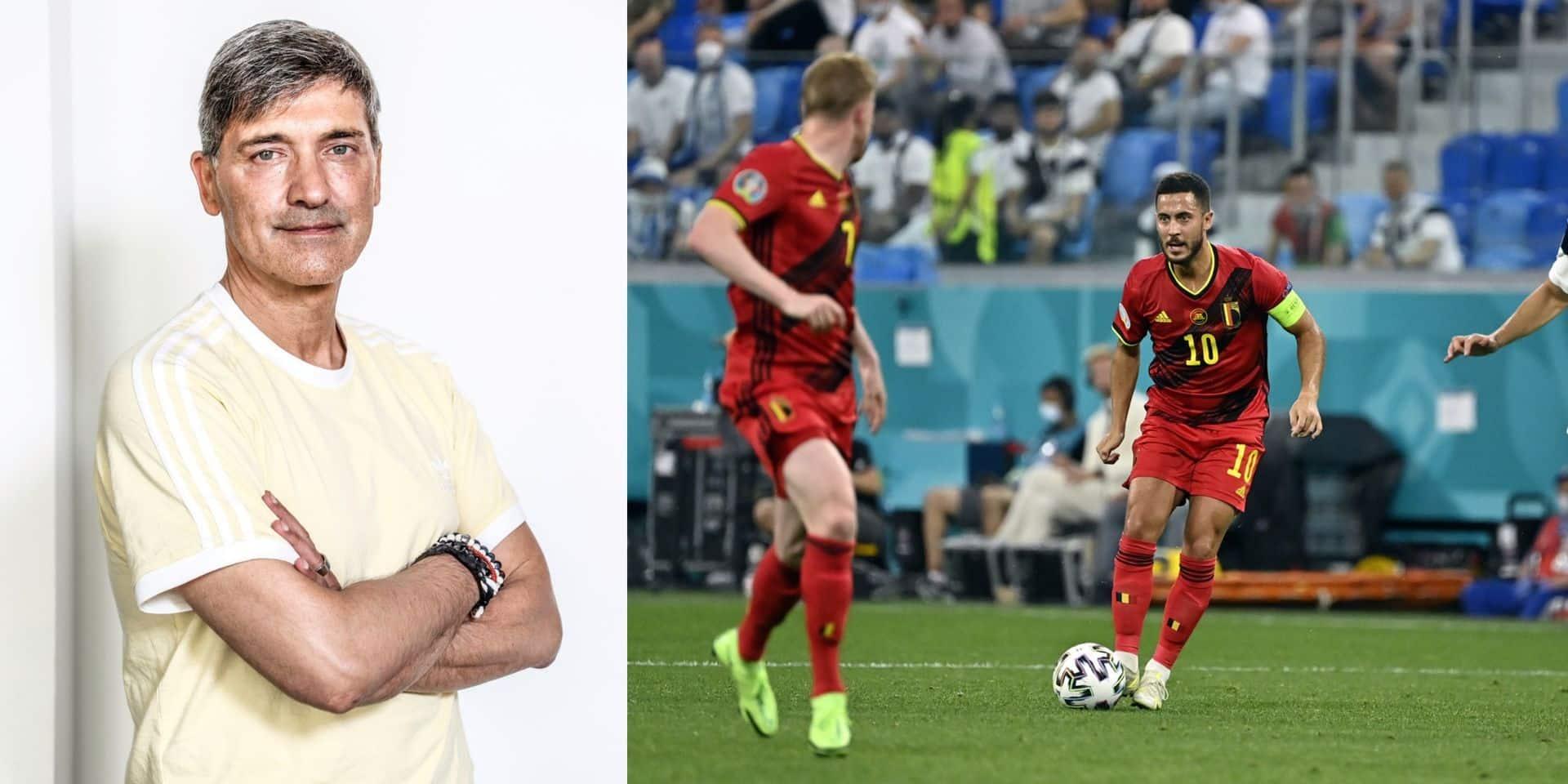"""L'analyse de Felice Mazzu: """"Hazard, Witsel et De Bruyne sont sur la bonne voie"""""""