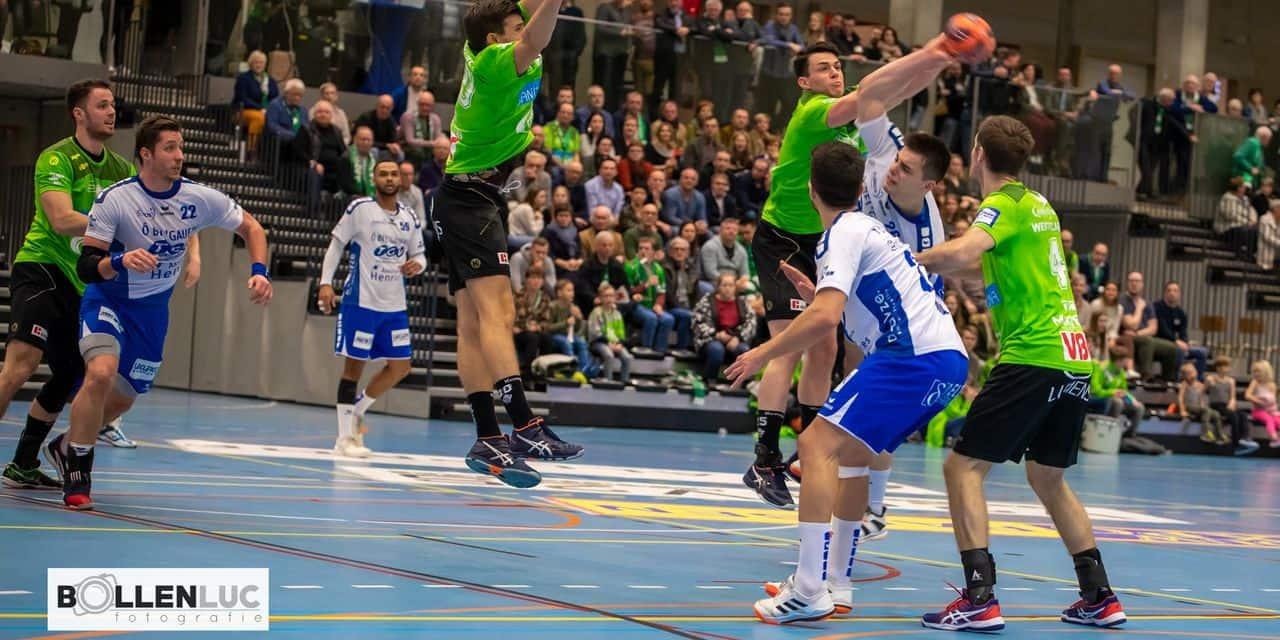 La finale de Coupe de Belgique entre Bocholt et Visé diffusée à Visé