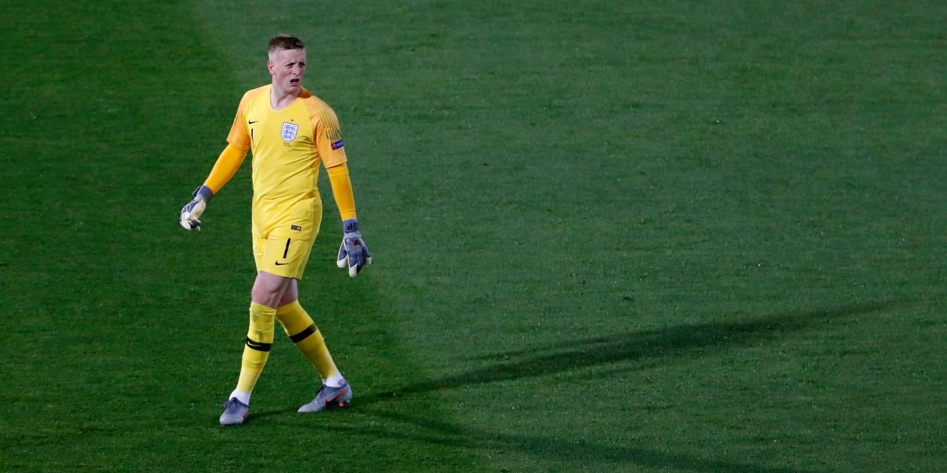 Ligue des Nations: Pickford marque et arrête un penalty pour offrir la 3e place à l'Angleterre