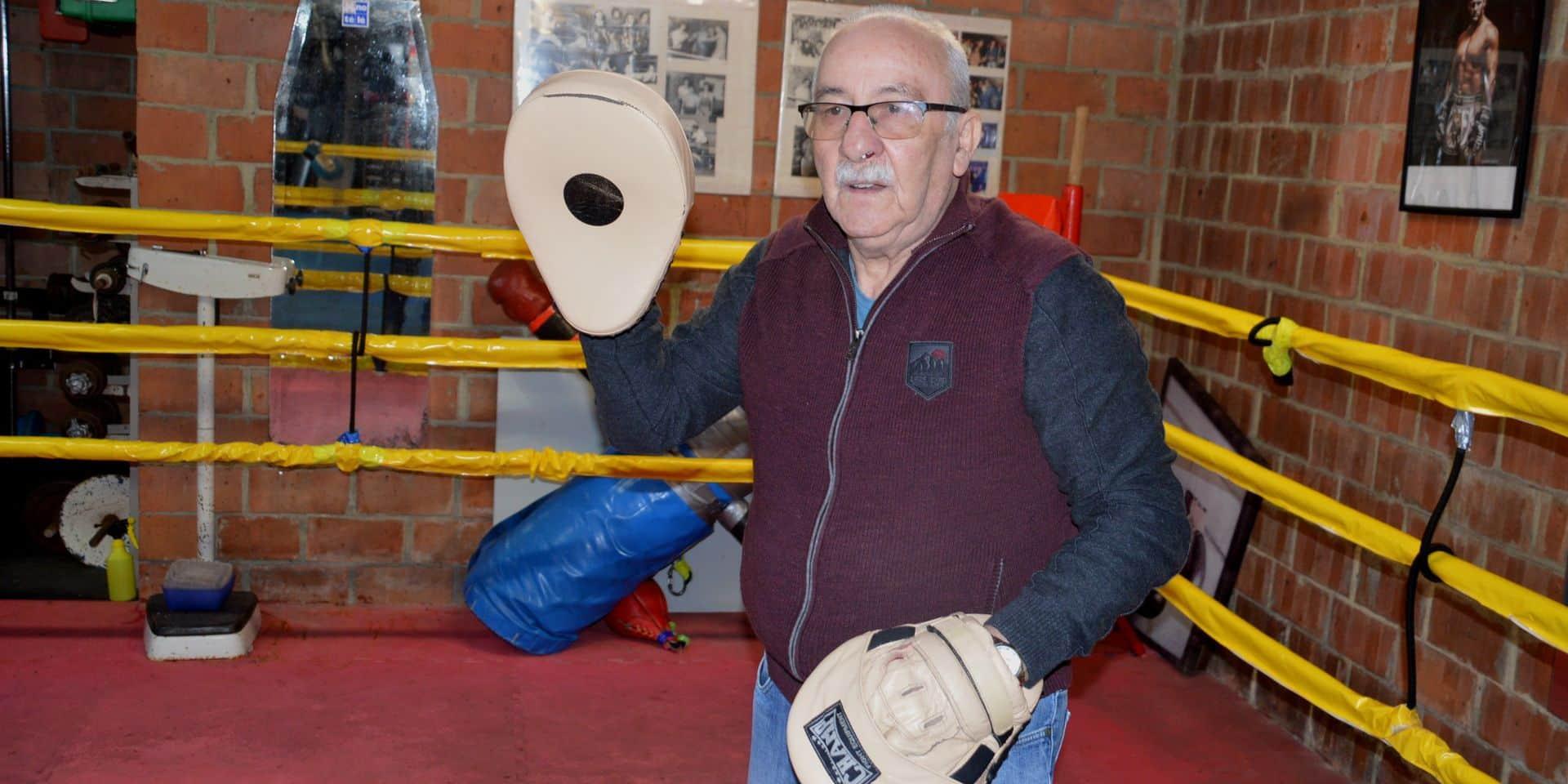 """50 ans de boxe pour Michel Talki: """"Continuer le plus longtemps possible"""""""