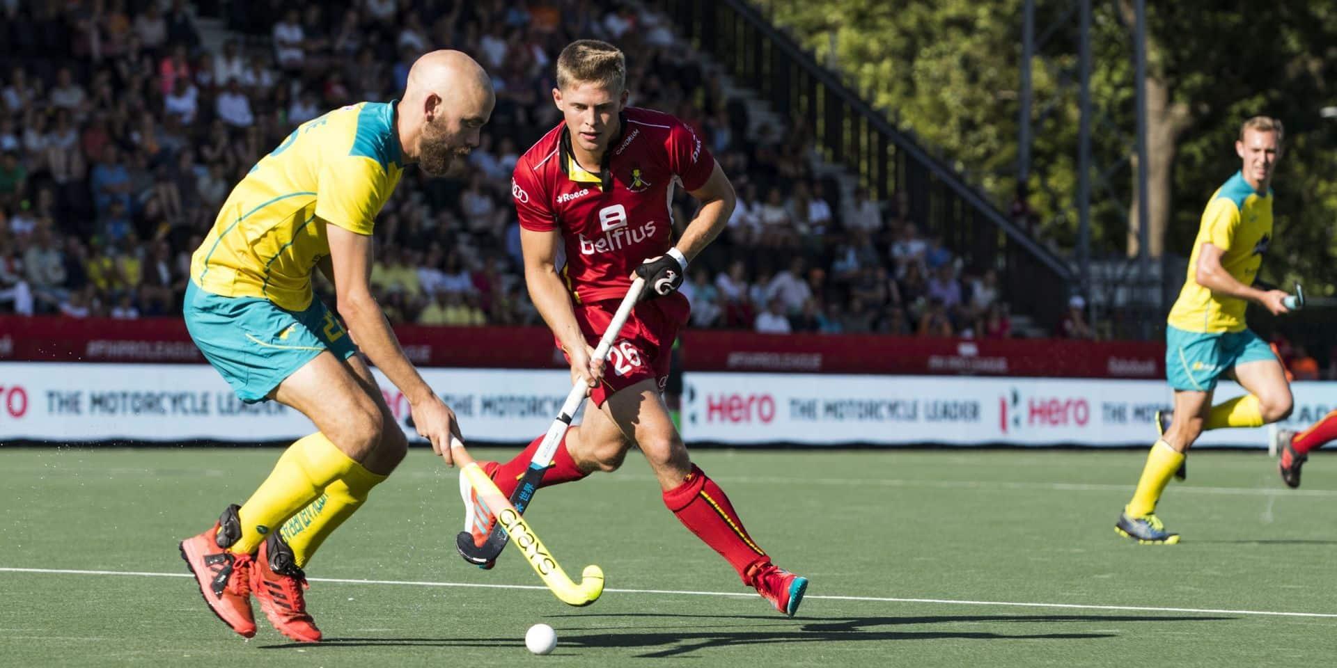 """La Belgique rate l'organisation de la Coupe du monde 2022: """"Cette fois, le financier a été plus important que le sportif pour la FIH"""""""