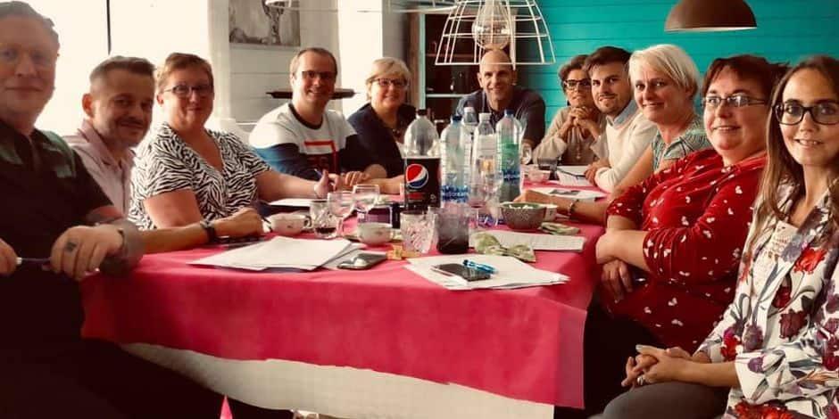 """À Braine-le-Comte, le collège communal se délocalise chez les échevins ou au restaurant: """"On s'isole pour mieux travailler"""" - dh.be"""