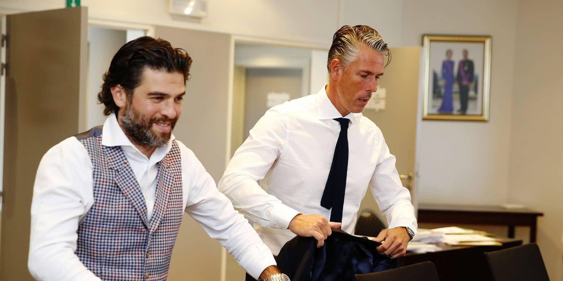 """Mehdi Bayat pas inquiet pour les Mauves: """"Je ne vois rien de catastrophique à Anderlecht"""""""