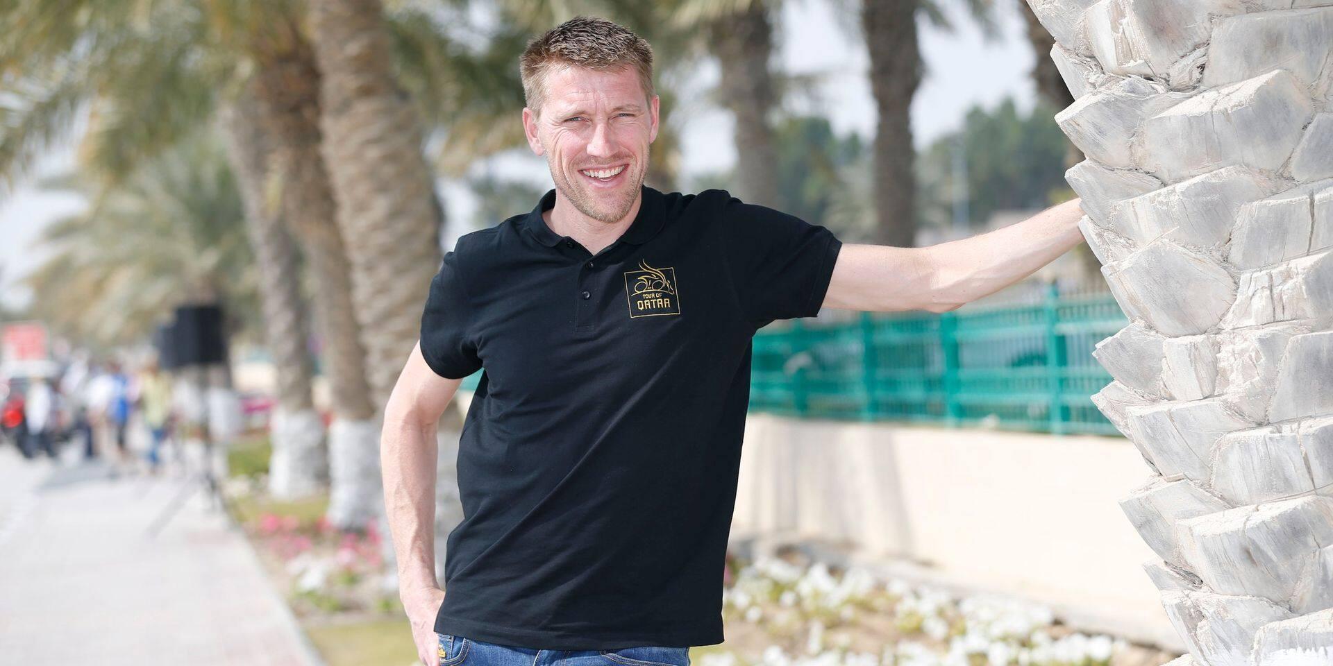 """L'équipe d'Axel Merckx pas encore assurée de continuer: """"J'ai eu des félicitations mais rien de concret"""""""