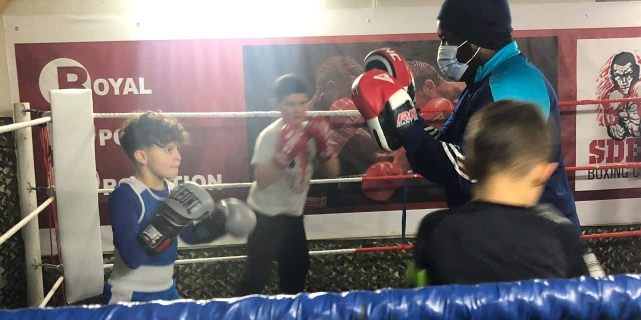 Boxe : reprise officielle pour les jeunes du BC Sder