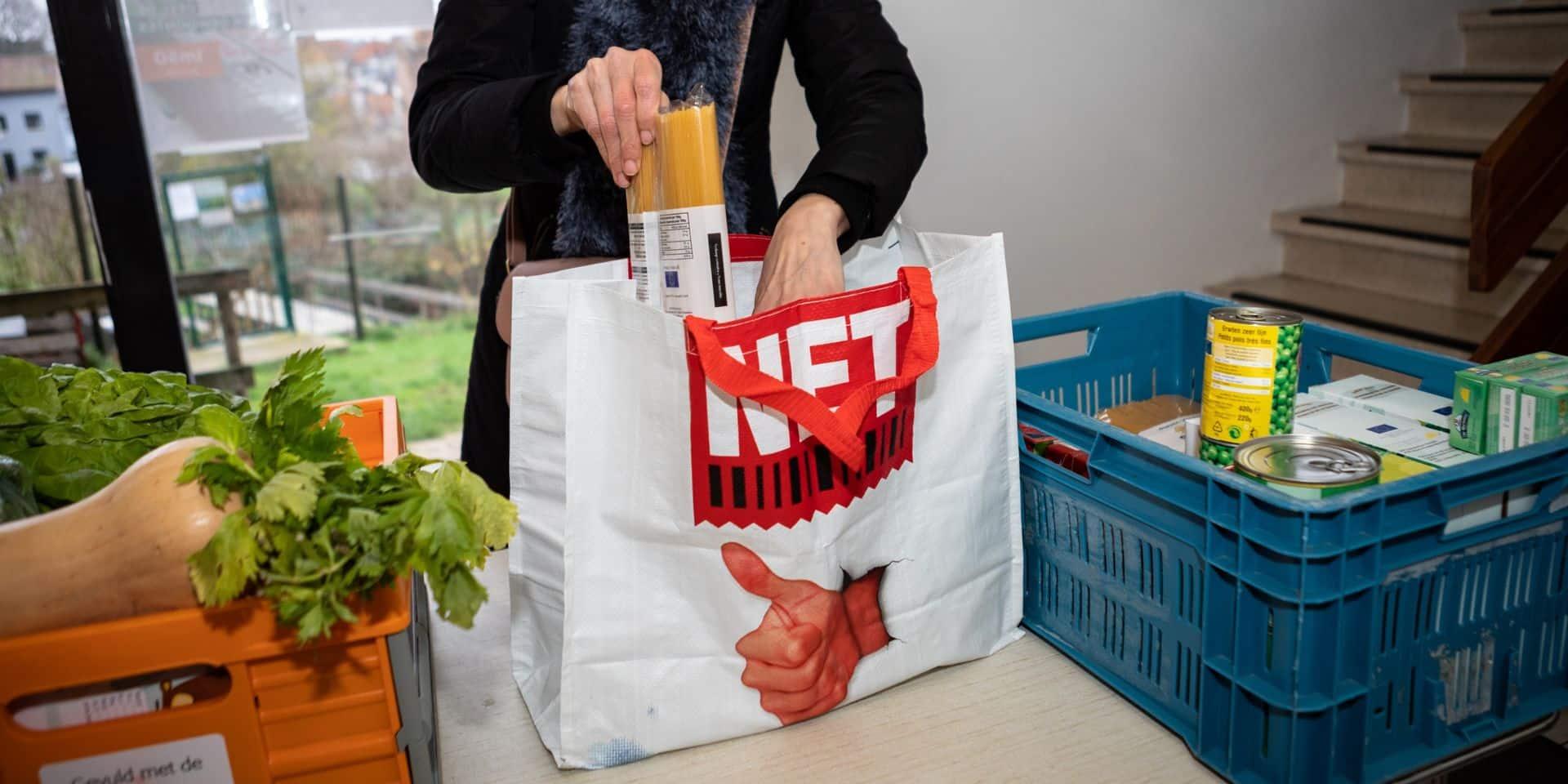 """Face aux critiques des ASBL d'aide alimentaire bruxelloises, Happy Hours Market se défend: """"Il y a de la place pour toutes les initiatives"""""""