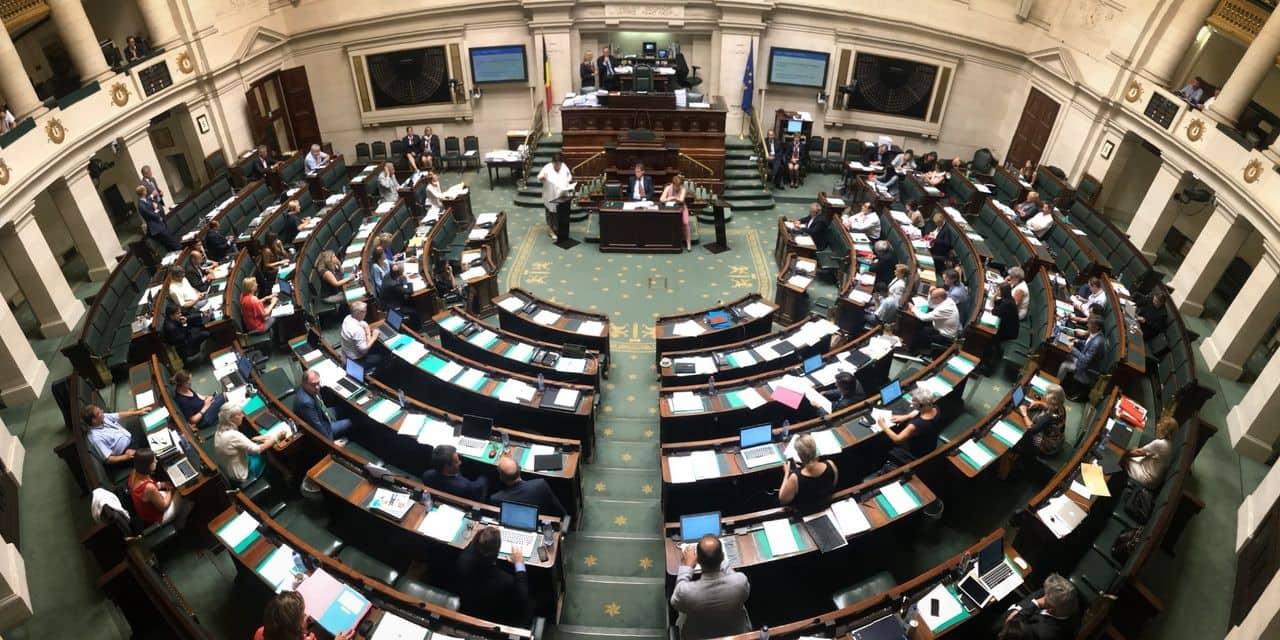 La Chambre fait sa rentrée dans un climat de grande incertitude politique