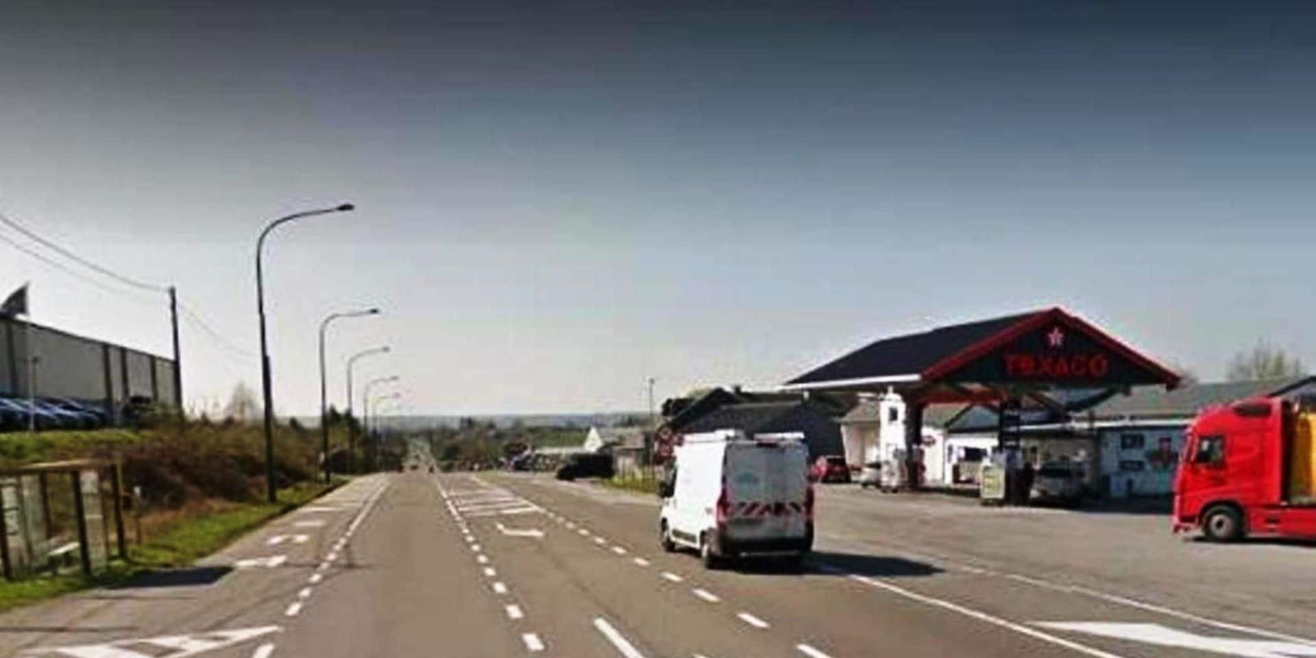 Accident grave sur la N 89 près de Bouillon : trois blessés