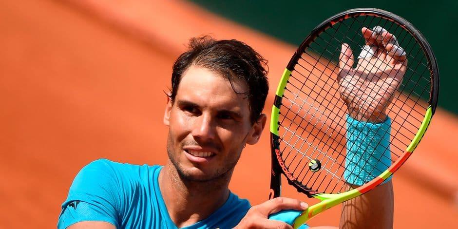 Roland-Garros : Gasquet n'a pas existé face à Nadal