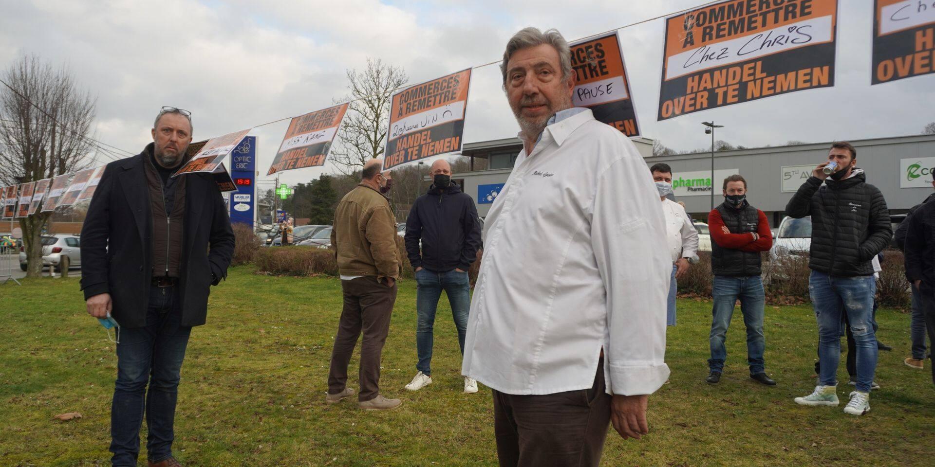 """L'Horeca lance un SOSà Rixensart: """"Bougez-vous avant qu'il ne soit trop tard"""""""