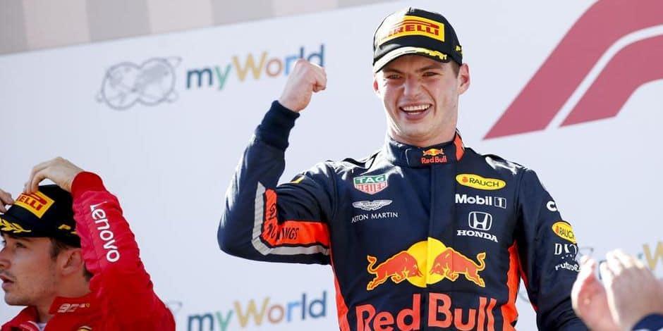 F1 GP d'Autriche : Les commissaires confirment la victoire de Max Verstappen