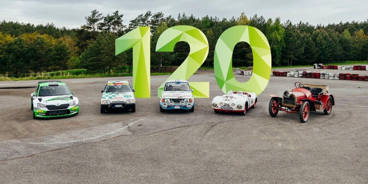 Skoda Belgium prolonge son partenariat avec le Rallye d'Ypres